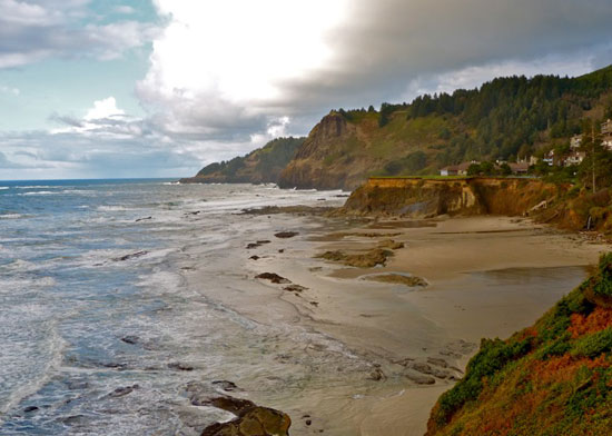 Otter Rock Beach Oregon The Best Beaches In World